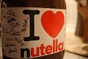 I love Nutella